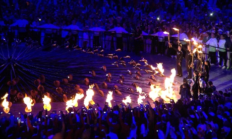 © Dan Chung, Forrás: http://www.guardian.co.uk/sport/2012/jul/27/london-olympics-2012-smartphone